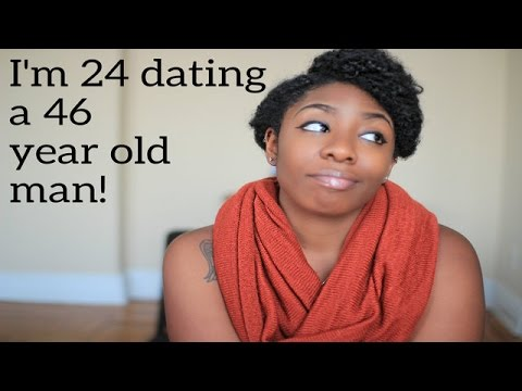 I'm 24 Dating a 46 Year Old Man! | NaturallyNellzy
