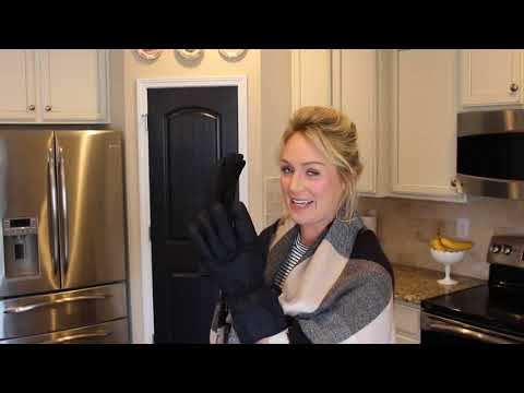 Thermal Heated Gloves For Men and Women to Keep Hands Warm in Cold Winter Weather