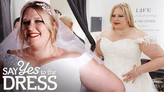 Plus Size Performer Rocks Out With Her Frock Out!   Curvy Brides Boutique