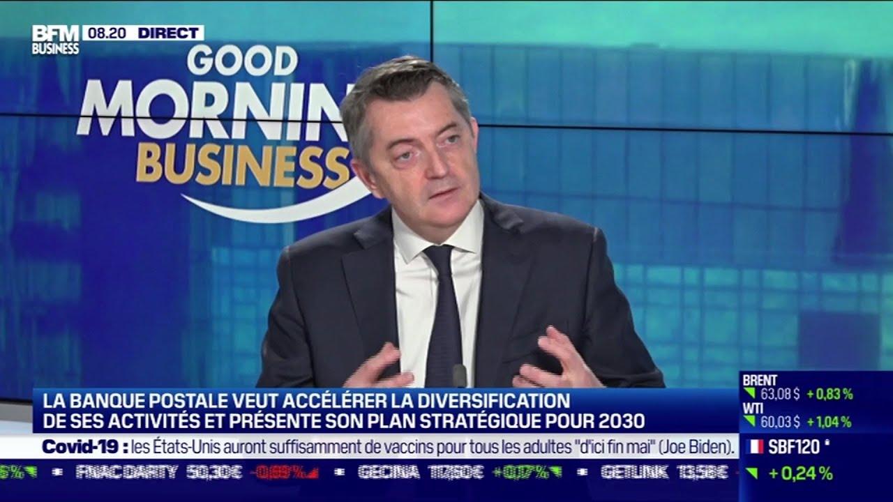 Philippe Heim (La Banque Postale): La Banque Postale accélère la diversification de ses activités