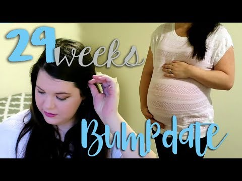 GENDER DISAPPOINTMENT?? 29 Weeks Pregnant | Baby #3