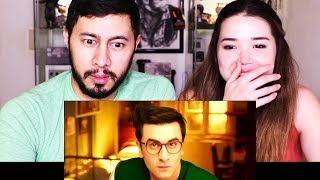JAGGA JASOOS | Ranbir Kapoor | Official Trailer Reaction!