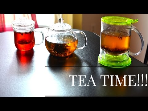 HOW TO MAKE THE PERFECT CUP OF TEA? (LOOSE TEA LEAVES)
