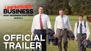 Unfinished Business | Official Trailer [HD] | 20th Century FOX