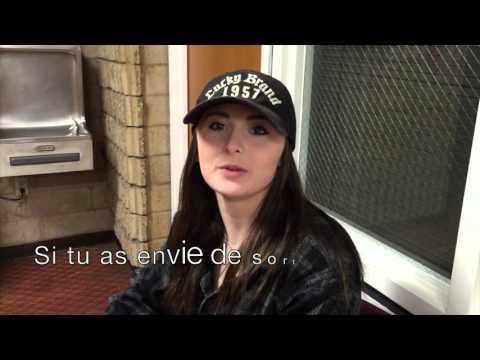 eHarmony Ad en Français.