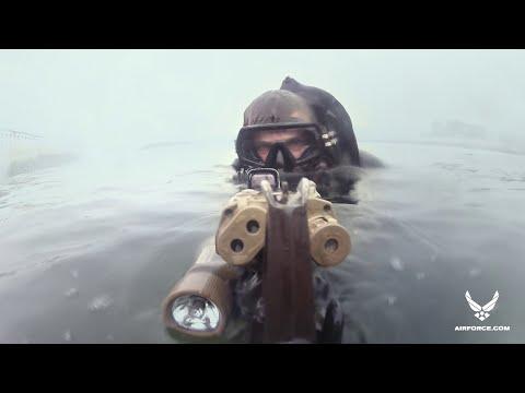 U.S. Air Force: Special Ops Underwater