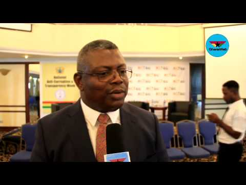Attitude of indifference encouraging corruption in Ghana – Richard Quayson