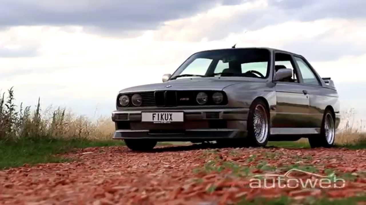 Autoweb.cz: BMW M3 E30 - Splněný sen