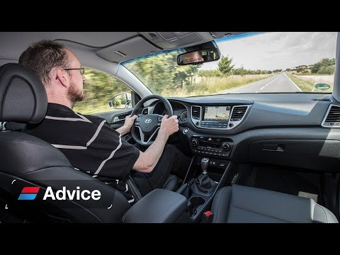 How to: Test drive a new car