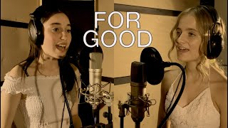 FOR GOOD (Wicked the Musical) - Jaynie Awcock & Jessie Roberts | Spirit Young Performers Company