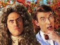 Sir Isaac Newton Vs Bill Nye Epic Rap Battles Of History Sea