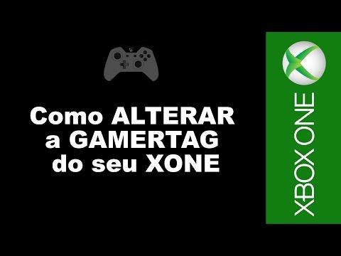 XBOX ONE - Como ALTERAR a GAMERTAG do seu xbox