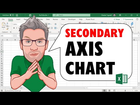 Secondary Axis Excel - Adding a Secondary Axis to a Chart