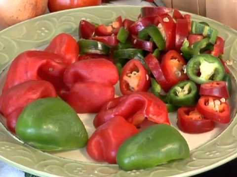 Storing and Preserving Peppers