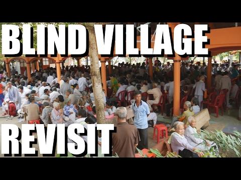 Tet Gifts for 1100 People: Vinh Chau Blind Village