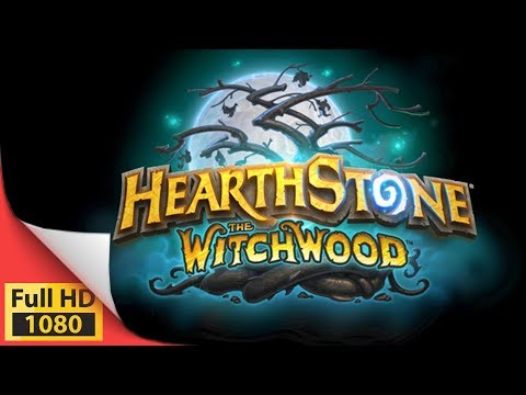 Hearthstone - Witchwood expansion new trailer