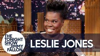 Download Leslie Jones Roasts Her Old Headshots Video