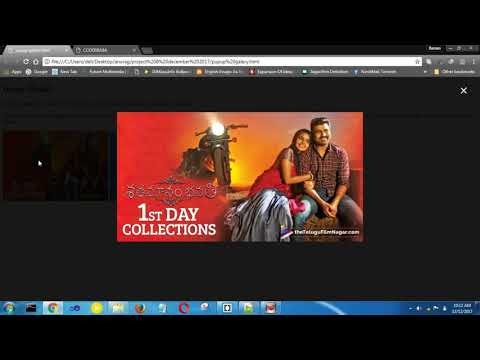 How to create Image Gallery   HTML   CSS   JavaScript
