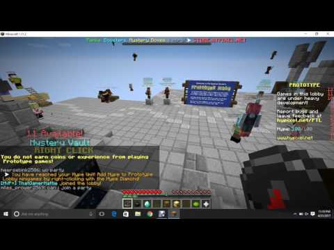 How to invite someone minecraft Hypixel