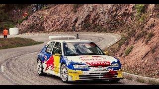 Onboard Sebastien Loeb - Peugeot 306 Maxi Kitcar - Hillclimb Turckheim
