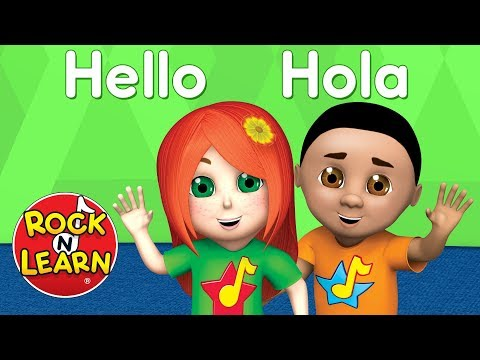 Learn Spanish for Kids - Numbers, Colors & More