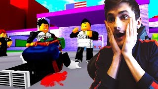 ROBLOX FIGHTING STORY - The Spectre (Alan Walker) *REACTION*
