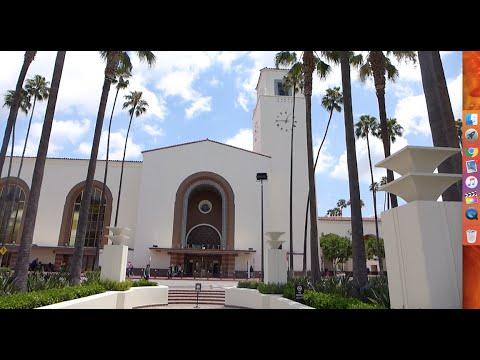 Los Angeles, California - Union Station HD (2016)