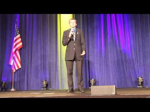 2013 Missouri FBLA SLC - Austin Stanton Campaign Video and Speech