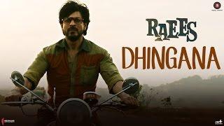 Dhingana | Raees | Shah Rukh Khan | JAM8 | Mika Singh