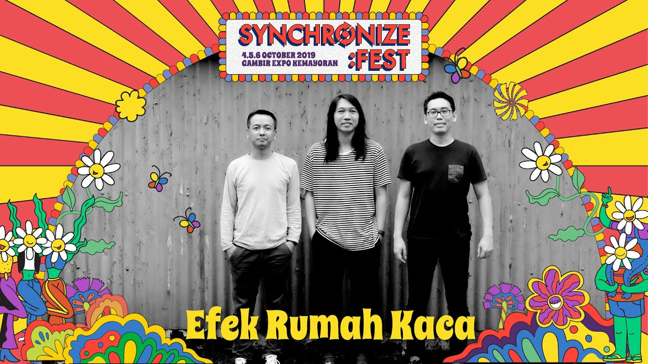 Download Efek Rumah Kaca LIVE @ Synchronize Fest 2019 MP3 Gratis