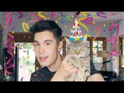 VLOG: Kittens, Tigers, & Sam, OH MY! (Alfie's 1st Birthday!!!)