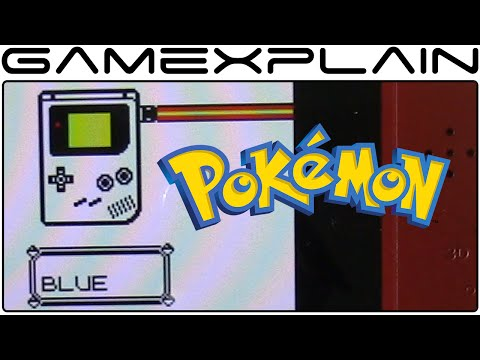Trading & Multiplayer Battle in Pokemon Red, Blue, Yellow (3DS Virtual Console)