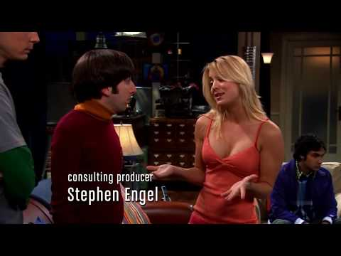 The Big Bang Theory  - I've never had a threesome and yet I still know I want one