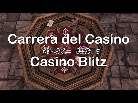 Guild Wars 2: Carrera del Casino / Casino Blitz - Infusión Festiva de Confeti