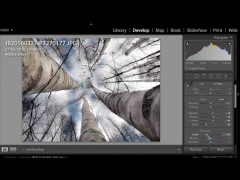 How to improve photo quality in Adobe Photoshop Lightroom