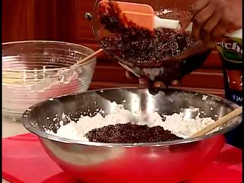 Rich Christmas Cake   Grace Foods Creative Cooking Christmas Series