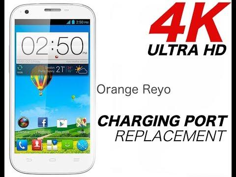 ORANGE Roya 5042X CHARGING PORT REPAIR