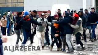 🇫🇷 Calais: Gun battle over food leaves five shot