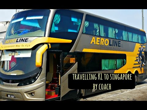 KL to Singapore by Coach