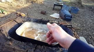 Maple syrup /eathen oven Hack