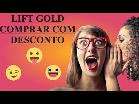 Lift Gold Funciona Mesmo? Comprar? Preço? CONFIRA O DEPOIMENTO IMPERDIVEL!