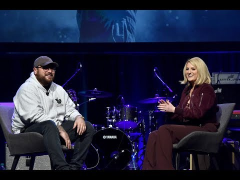 Watch Them Do: Meghan Trainor & J Kash @ ASCAP EXPO