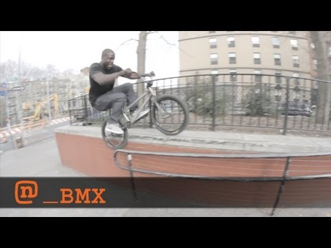 Nigel Sylvester: BMX And New York City - Get Sylvester 2