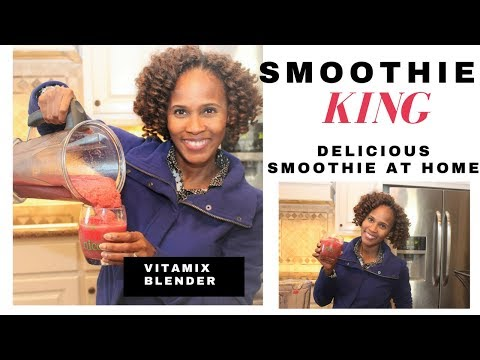 Delicious Smoothie Just Like Smoothie King