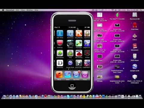 View Your iPod Touch or iPhone on Your Computer