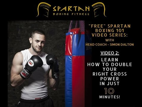 Spartan Boxing 101 - Video 2: