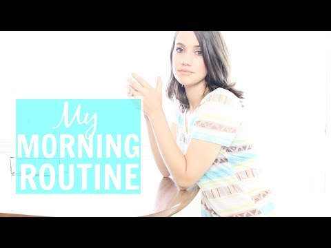 My Morning Routine 2017 | Stay at Home Mom | Collab