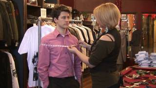 Men S Fashion Tips How To Measure Your Chest