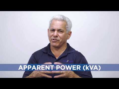Difference between Real, Reactive and Apparent Power