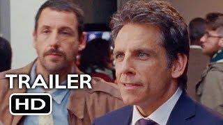 The Meyerowitz Stories Official Trailer #1 (2017) Adam Sandler, Ben Stiller Netflix Movie HD